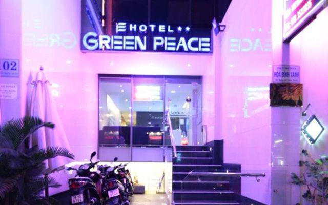 Green Peace Hotel - Khách Sạn Hòa Bình Xanh