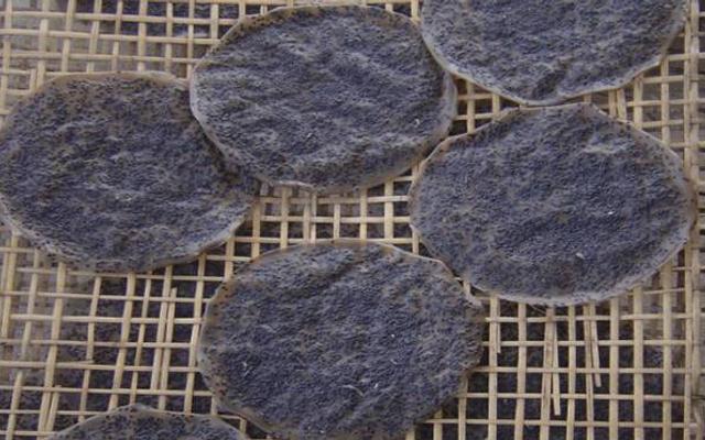 Bánh Đa Vừng Đen - Đặc Sản Xứ Nghệ