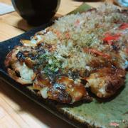 Bánh xèo Nhật (quên giá ồi)