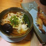 Udon tôm tempura 90k