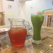Trà chanh thái vs trà sữa xanh