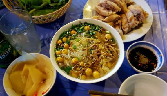 Hùng Yến - Bún, Miến Ngan