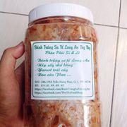 Bánh tráng ruốc tỏi (40k/hủ/350gr)