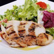 Grill Fish Salad