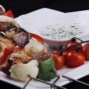 beef or lamp shish kebab