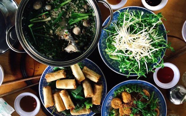 Ẩm Thực Cánh Đồng Hoang