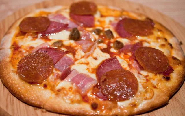 Pizza Ông Già - Trường Sa