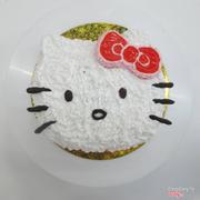 Bánh sinh nhật mèo hello kitty