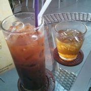 Cafe sữa đá crum