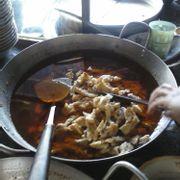 thịt cá lóc chiên