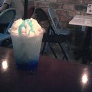 soda bule ocean
