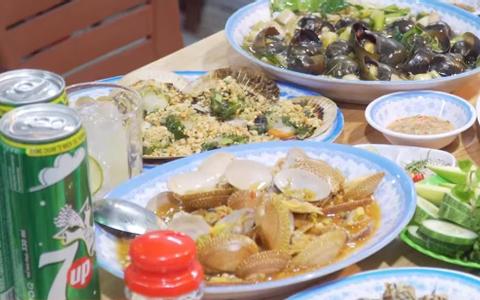 7 quán ốc xịn sò chủ tịch cần đến ăn tại Đà Nẵng