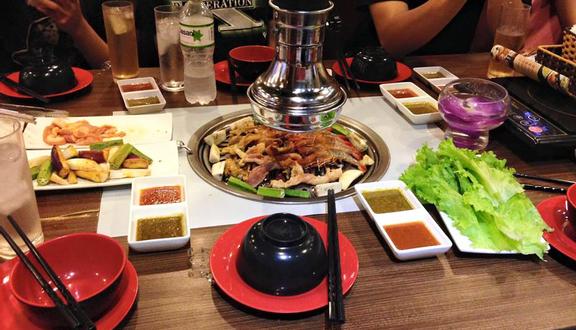 Thái BBQ Buffet - Times City