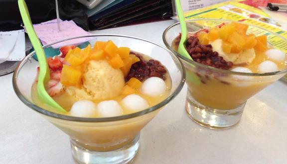 Papa Mango - Fruit Dessert