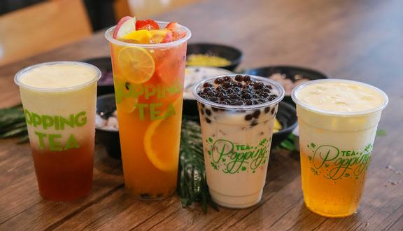 Popping Tea - Hoàng Hoa Thám - Đà Nẵng