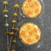 bông lan phô mai trứng muối