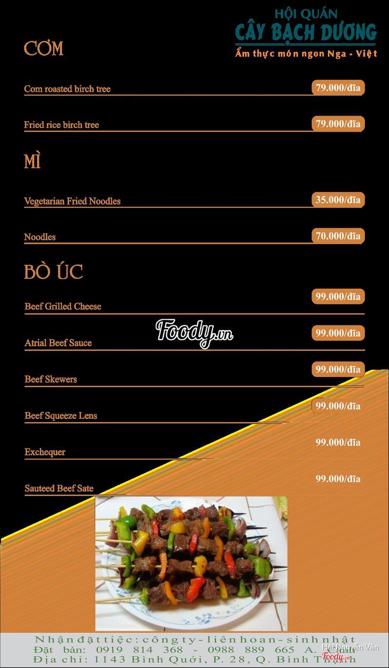 1 trang menu lun