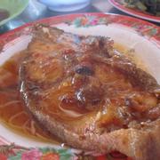 cá thu sốt cà