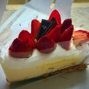 Strawberry Cheese Cake/Tart