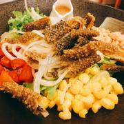 salad da cá