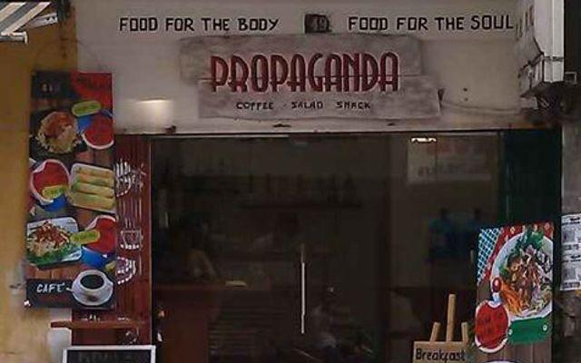 Propaganda - Coffee, Salad & Snack