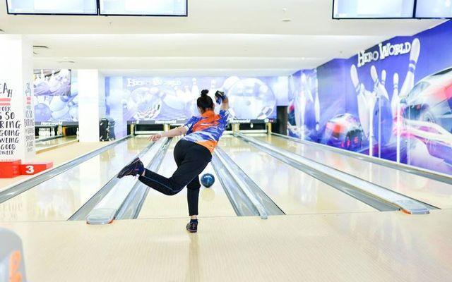 Heroworld - Bowling & Games Center