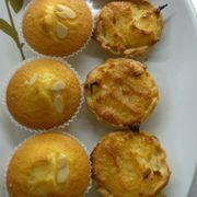 cupcake + bánh tart