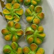 bánh hoa dừa