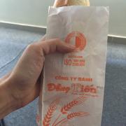 Bánh mỳ chả