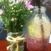 soda rasberry