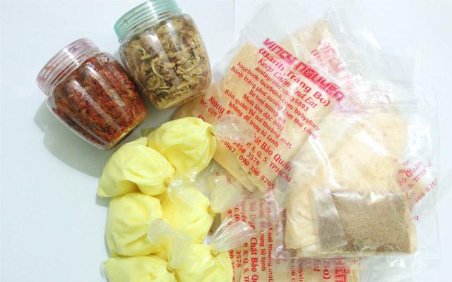 Bánh Tráng Bơ Vincy Nguyễn