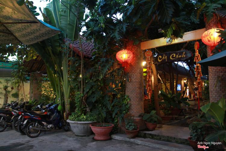Cây Cảnh Restaurant - Món Việt - Nguyễn Thị Minh Khai ở Khánh Hoà