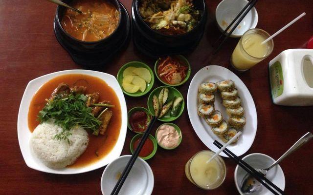 BapBap Quán - Đồ Ăn Hàn Quốc