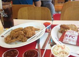 KFC - Lotte Mart Lê Đại Hành