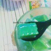 Khúc bạch trà xanh matcha