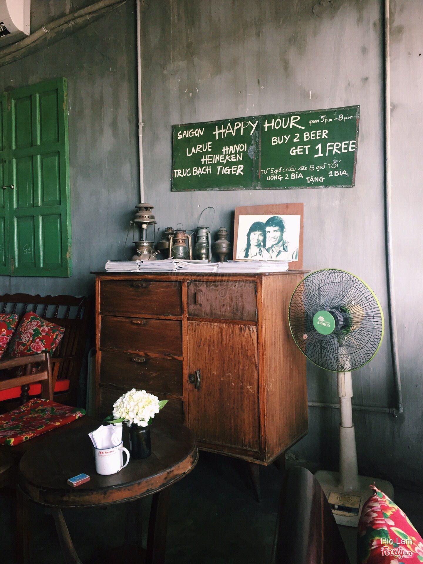 Địa Điểm Uống Cafe Ở Đà Nẵng