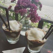 Cafe Nước Cốt Dừa