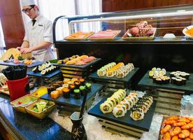 Oven D'or Buffet - Sheraton Hanoi Hotel