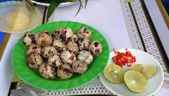 Trứng Cút Lộn Mai Linh