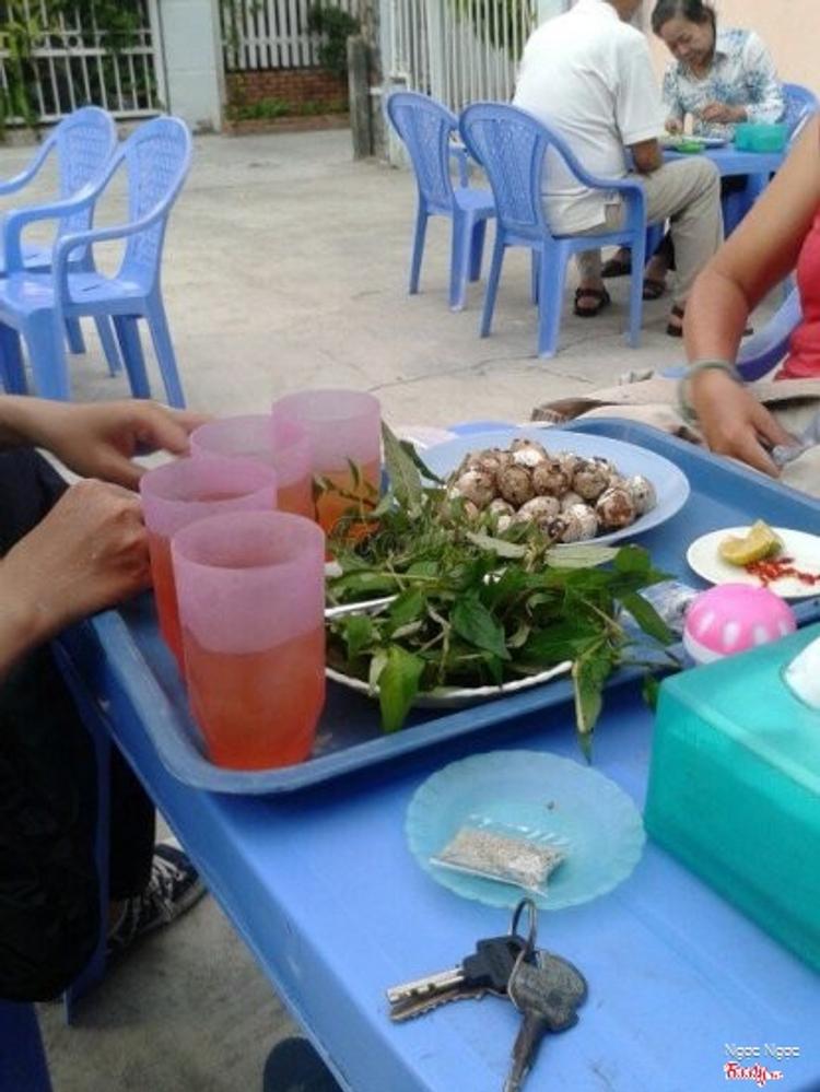 Trứng Cút Lộn Mai Linh ở Vũng Tàu