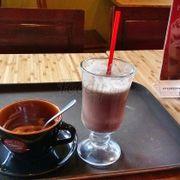 Cacao và Espresso
