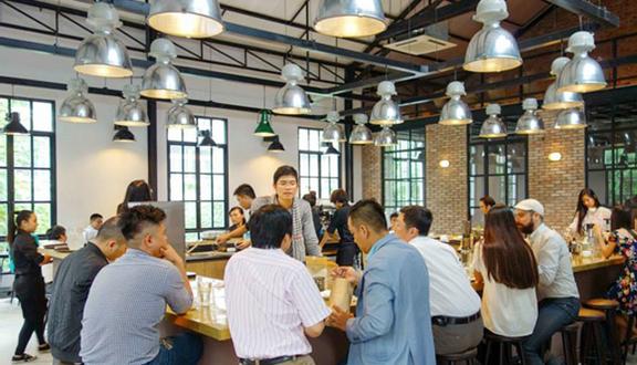 The Workshop - Coffee Shop