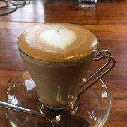 Cafe Latte double shot