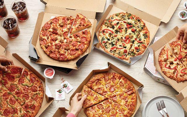 Pizza Love - Cầu Đất