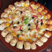 Pizza Tôm Viền Phô Mai