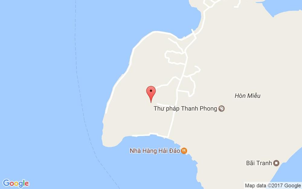 Vị trí bản đồ Làng Chài, Nha Trang  Tp. Nha Trang Khánh Hoà