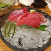 Cá ngừ Nhật, mềm béo và thanh hơn cá ngừ VN.
