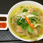 Phở bò sân bay Tân Sơn Nhất 60k/bát