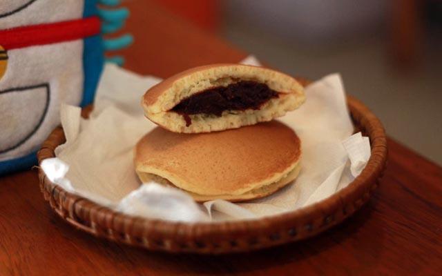 Bánh Rán Doraemon