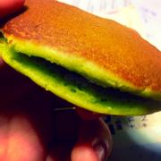 Bánh rán matcha